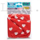 Mosható Textil Arcmaszk L - Télapó