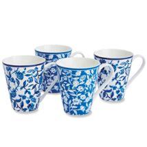 Blue Style 4 db Bögre