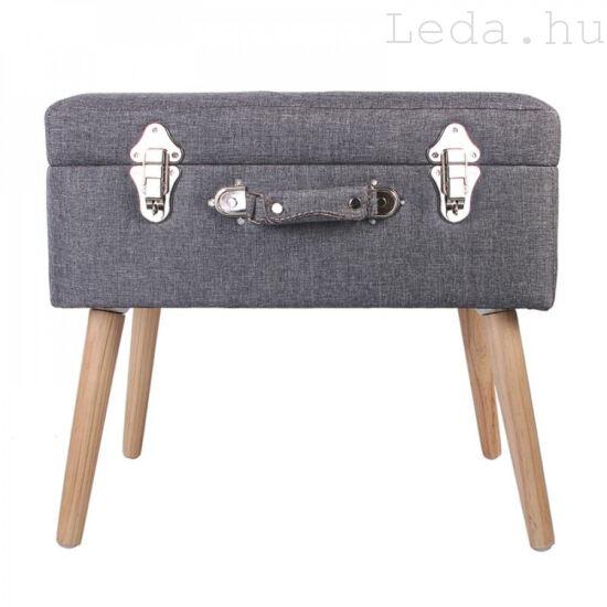 Bőrönd Lerakodó Asztalka