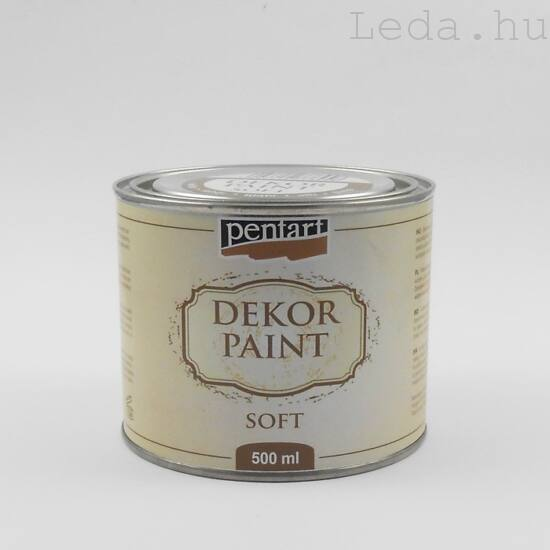 Dekorfesték Soft 500 ml
