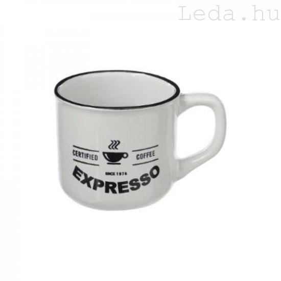 Cafe Espresso Bögre - Fehér