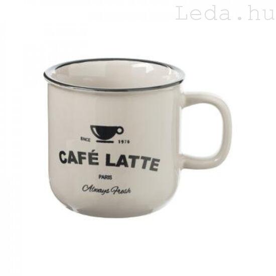 Cafe Latte Bögre - Bézs