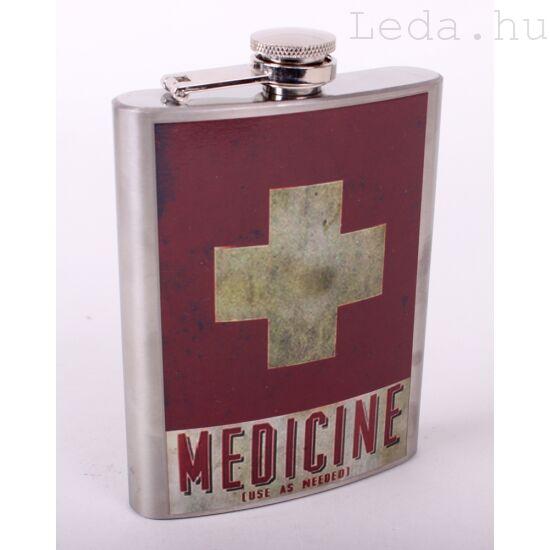 Medicine Fém Laposüveg - 240 ml