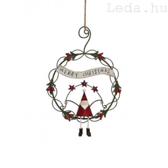 Merry Christmas ajtódísz