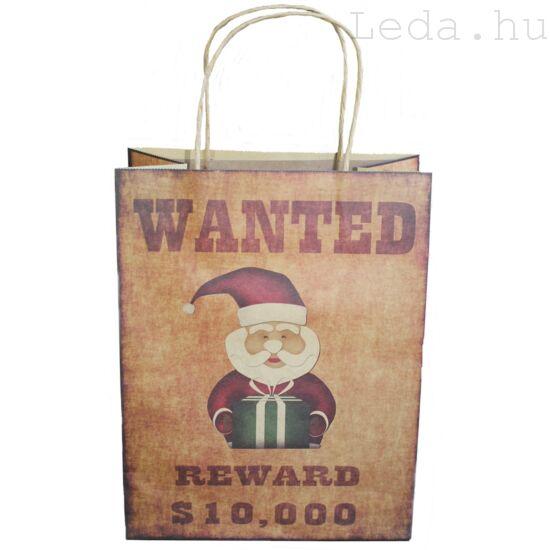 Wanted Díszzacskó
