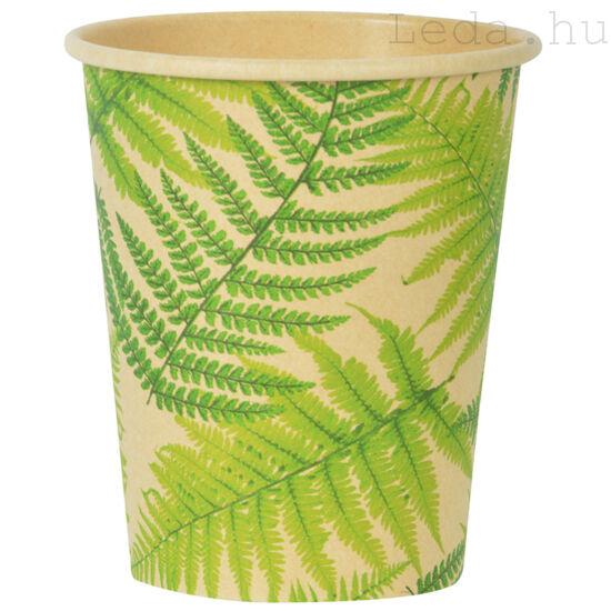 Ice Drink 10 db-os Papírpohár Szett - S