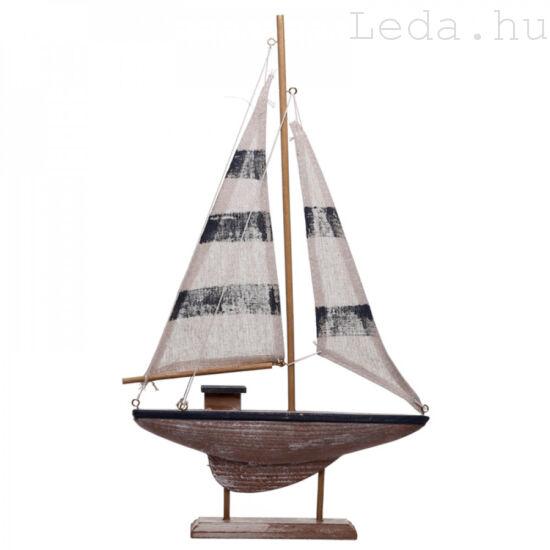 Vitorláshajó - 42 cm