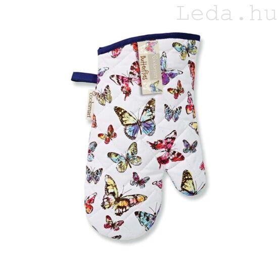 Butterflies konyhai fogókesztyű