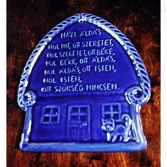 Háziáldás Kék Házikó