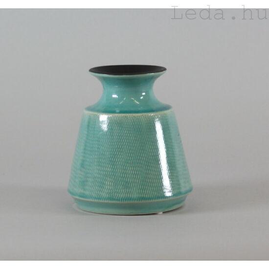 Türkiz Kerámia Váza