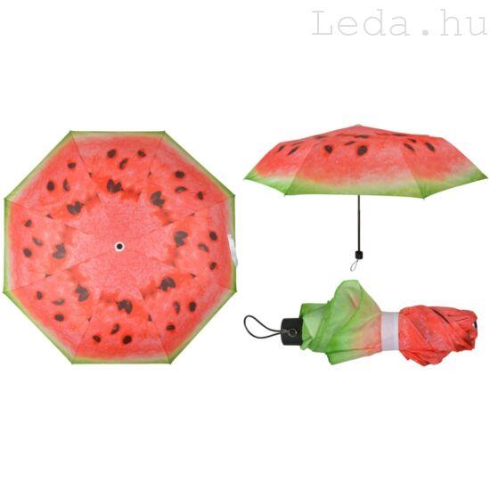 Dinnyés összecsukható esernyő