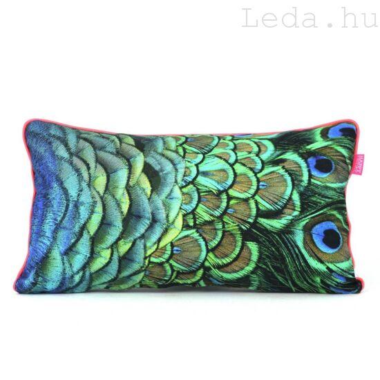 Peacock Párna 30 x 50 cm