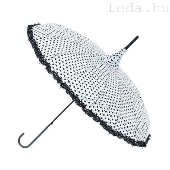 Kimono Creamwhite Dots Esernyő