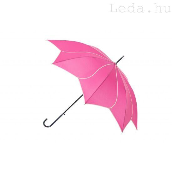 Rózsaszín Szirmos Esernyő