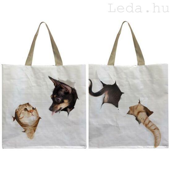 Kutya & Cica Bevásárlótáska