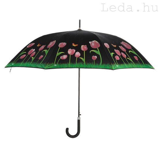 Színváltós Tulipános Esernyő