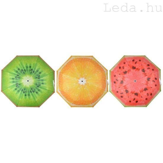 Gyümólcsös összecsukható esernyő