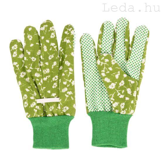 Kerti Kesztyű M - Zöld