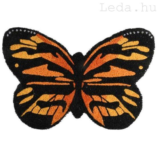 Pillangó Alakú Kókuszrost Lábtörlő - 60 x 40 cm