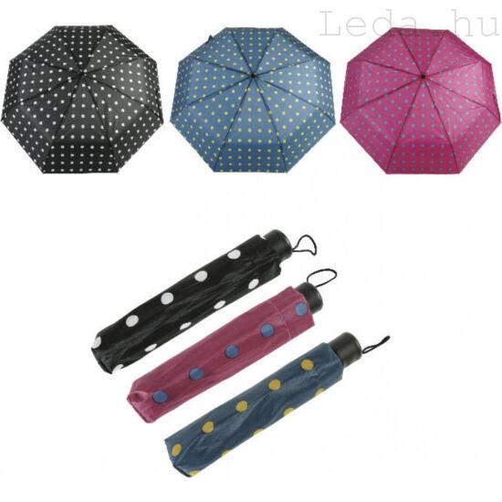 Összecsukható Pöttyös Esernyő